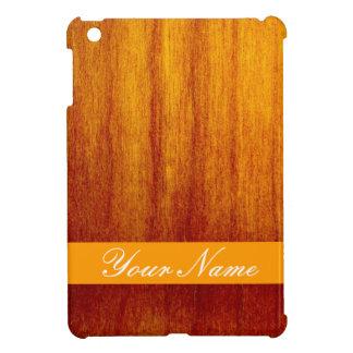 Wooden Design Cover For The iPad Mini