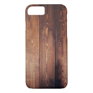 Wooden effect case