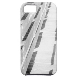 Wooden Fence - negative iPhone 5 Covers