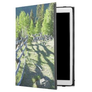 "Wooden Fenceline iPad Pro 12.9"" Case"