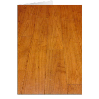 Wooden Floor Parquetry Parquet Laminate Brown Greeting Card