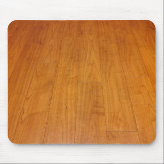 Wooden Floor Parquetry Parquet Laminate Brown Mouse Pad