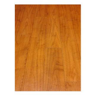 Wooden Floor Parquetry Parquet Laminate Brown Postcard