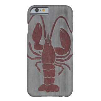 Wooden Lobster Photo Barely There iPhone 6 Case