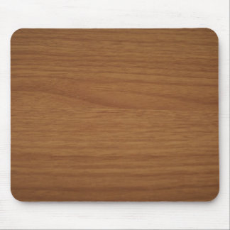 Wooden Mouse Mat