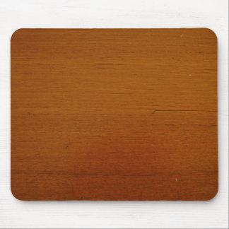 Wooden mousepad
