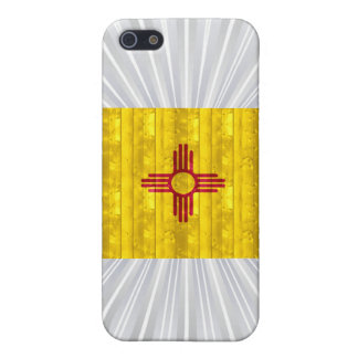 Wooden New Mexican Flag iPhone 5 Case