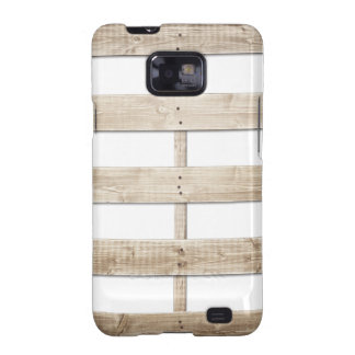 Wooden Pallet Galaxy SII Covers