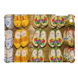 Wooden Shoes, Dutch Village Shop, Noordhuizen Case For The iPad Mini