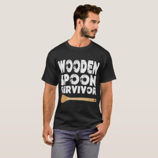 Wooden Spoon Survivor Tshirt