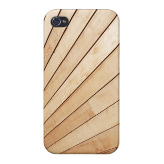 Wooden texture iPhone 4/4S cover