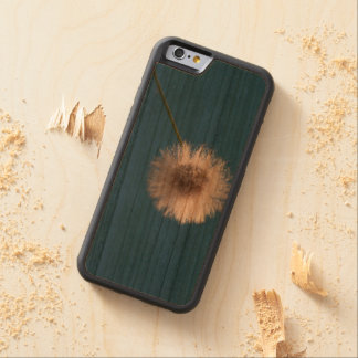 Wooden Thistle Phone Case