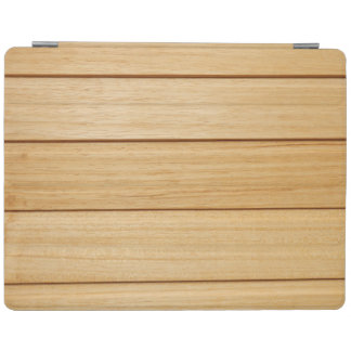 Wooden Tiles iPad Cover