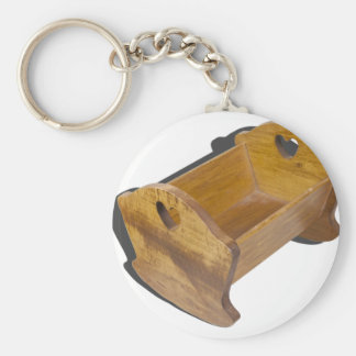 WoodenBabyCradle103013.png Keychains