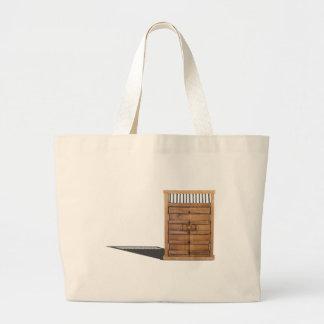 WoodenCastleDoorBarLock021613.png Canvas Bag
