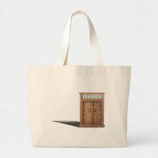 WoodenCastleDoorBrassDetails021613.png Tote Bag