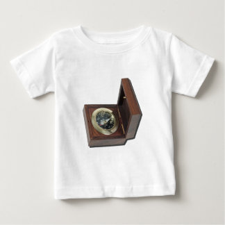 WoodenCompass081212.png Baby T-Shirt