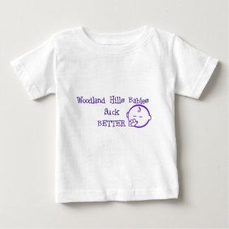Woodlan Hills Babies Suck Better Tshirt