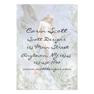 Woodland Angel Business Card