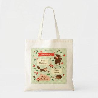 Woodland Animals Bag