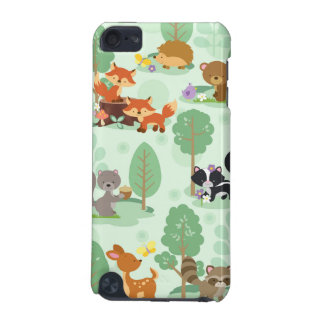 Woodland Animals iPod touch 5G iPod Touch (5th Generation) Cases