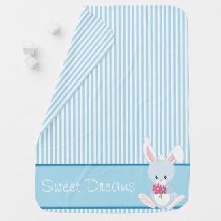 Woodland Animals Rabbit | Personalized Pramblankets