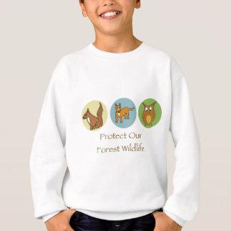 Woodland Animals Sweatshirt