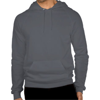 Woodland appreciation hoodie :Tree Silhouette