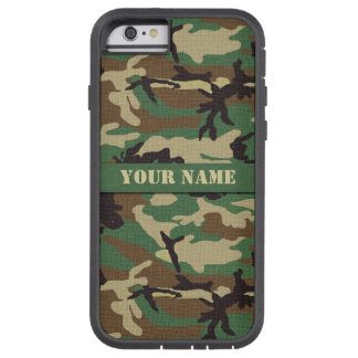 Woodland Army Camo iPhone 6 Xtreme Tough Case