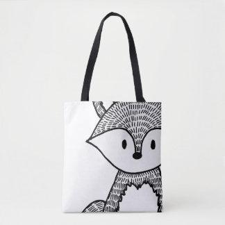 Woodland Black Fox Women's stylish Bag