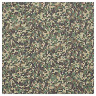 Woodland Camo Fabric