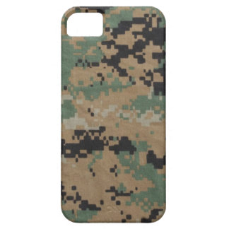 Woodland Camo - iPhone 5 Cover