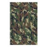 Woodland Camouflage Military Background