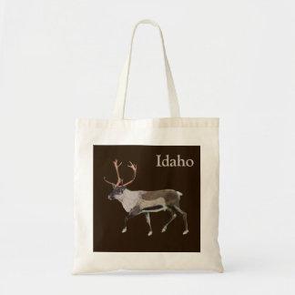 Woodland Caribou Canvas Bags