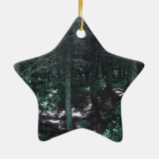 Woodland Christmas Ornament