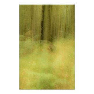 Woodland dreams stationery