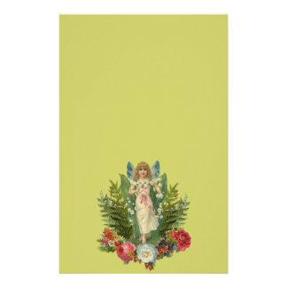 Woodland Fairy Personalized Stationery