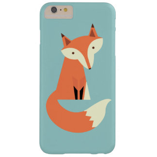 Woodland Fox Barely There iPhone 6 Plus Case