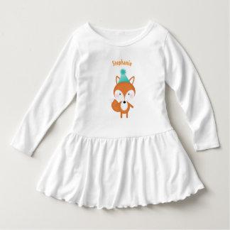 Woodland Fox Dress