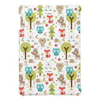 Woodland Friends Case For The iPad Mini