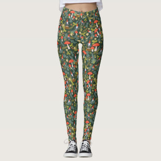 Woodland Gnomes Leggings