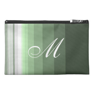 Woodland Green Travel Accessory Bag