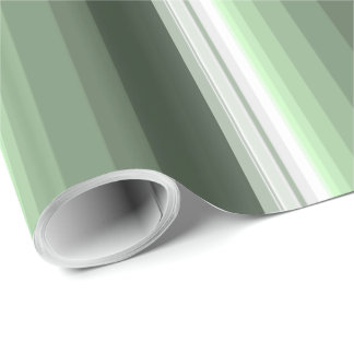 Woodland Green Wrapping Paper