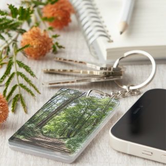Woodland Key Ring