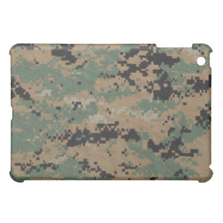Woodland MARPAT Hard Shell iPad One Case iPad Mini Cover