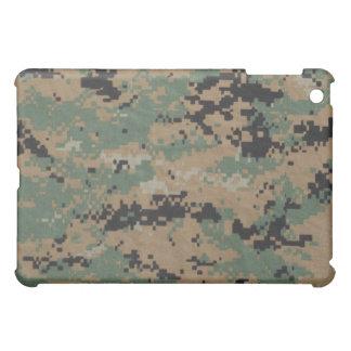 Woodland MARPAT Hard Shell iPad One Case iPad Mini Cover