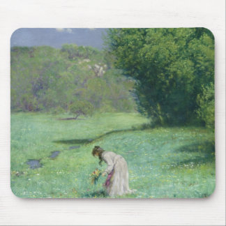 Woodland Meadow, 1876 Mouse Pad