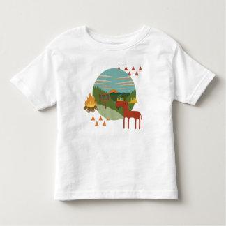 Woodland - Moose! Tee Shirts