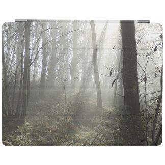 Woodland Morning Mist iPad Cover