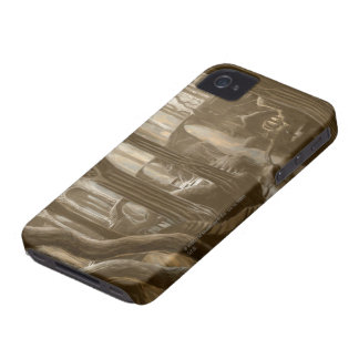 Woodland Realm Concept iPhone 4 Case-Mate Case
